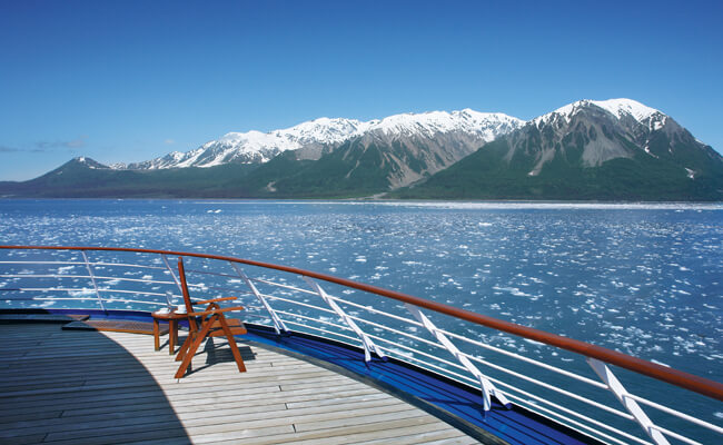 Luxury Alaskan Cruise